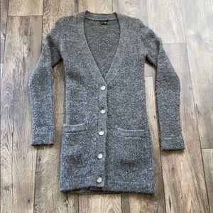 Theory Mohair Alpaca Sweater